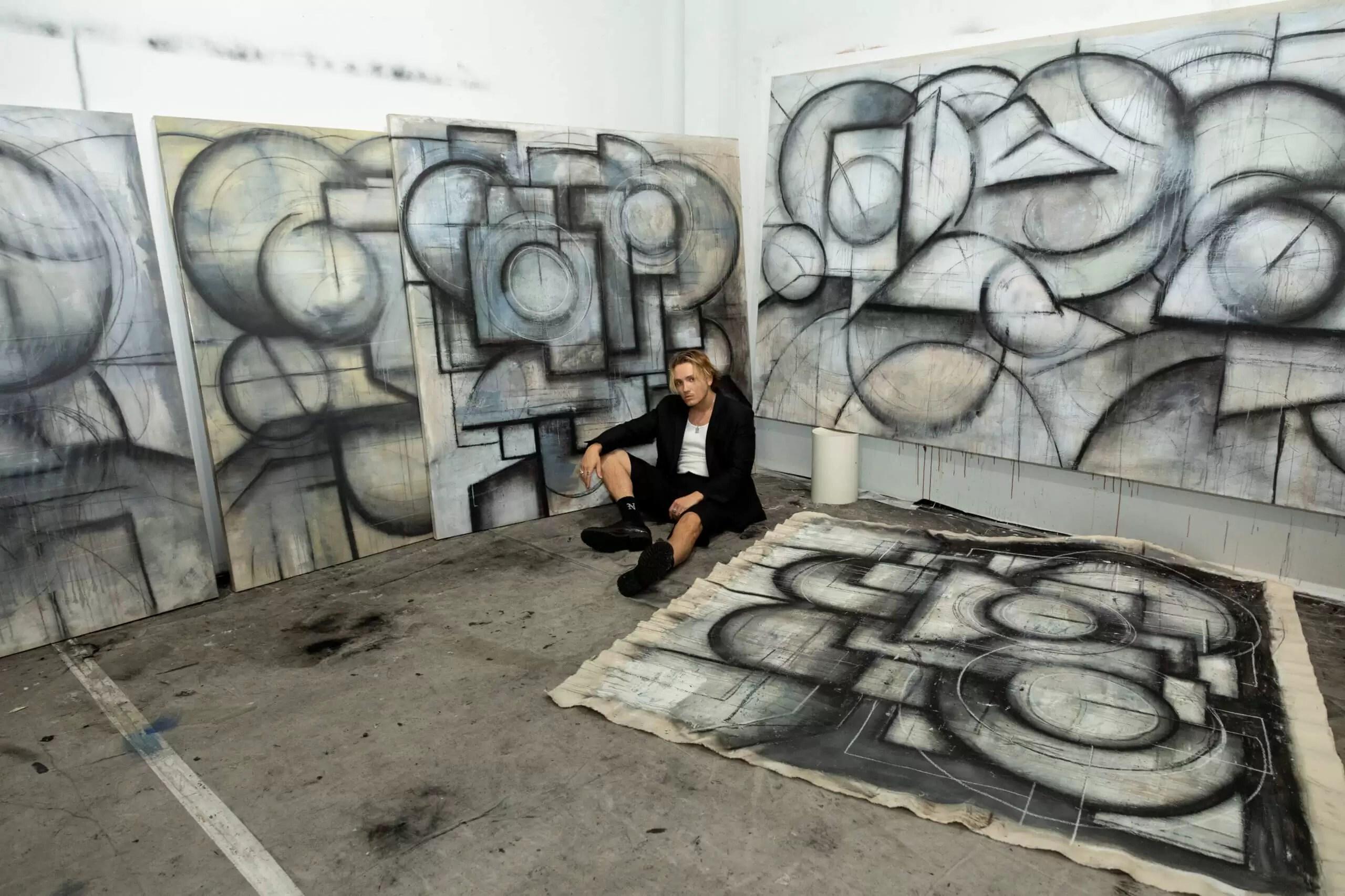 Devon DeJardin Exhibition: Umgestalter (Shifter of Shapes) | Art Plugged