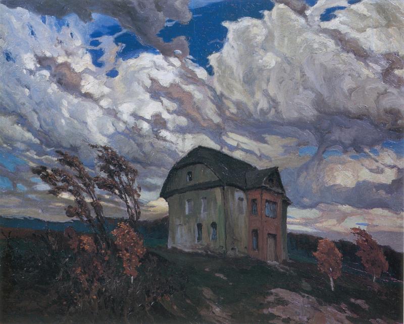 Ferdynand Ruszczyc: Vide. 1901