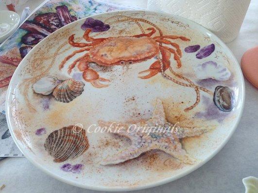 My crab piece