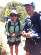 PCT Class of 2015 Amy and Chris