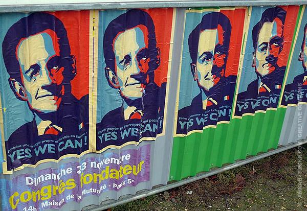 Nicolas Sarkozy - Yes, We Can!