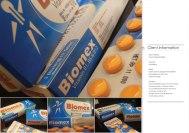 Biomex pack design