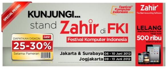 Banner design Zahir