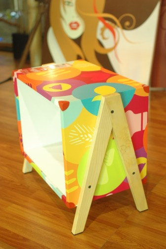 Credenza Cassa (Single Box)