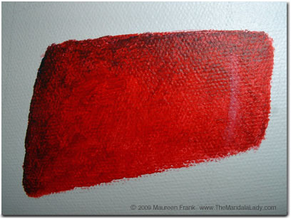 1 of the 4 rectangle reds