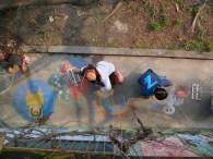 兵營-塗鴉graffiti in the camp