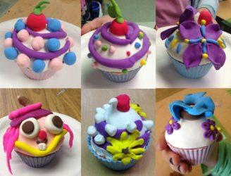 Model Magic Food · Art Projects for Kids