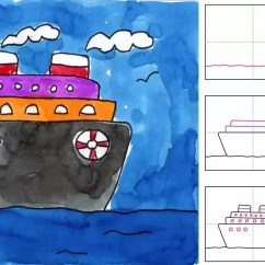 Cruise Ship Diagram 2001 Dodge Ram 3500 Wiring Art Projects For Kids 1024x484