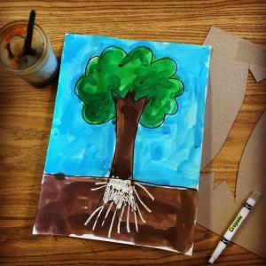 Kinder Tree