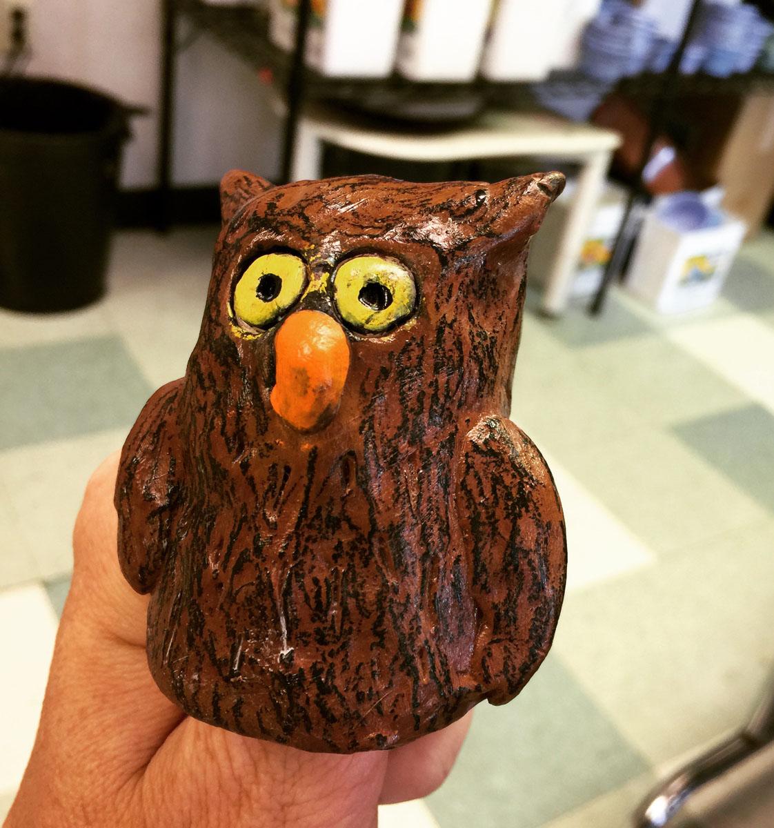 Thumb Owls