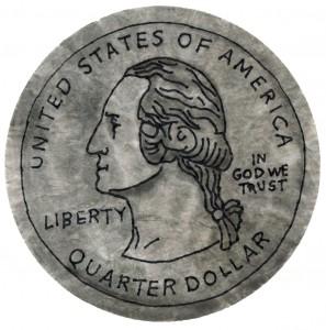 Quarter Painting