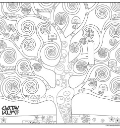 tree of life coloring page [ 1145 x 1157 Pixel ]