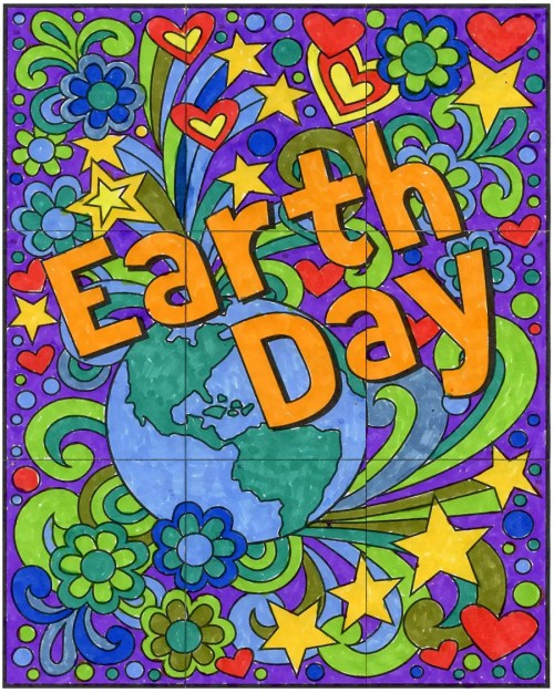 small resolution of Earth Day Archives · Art Projects for Kids