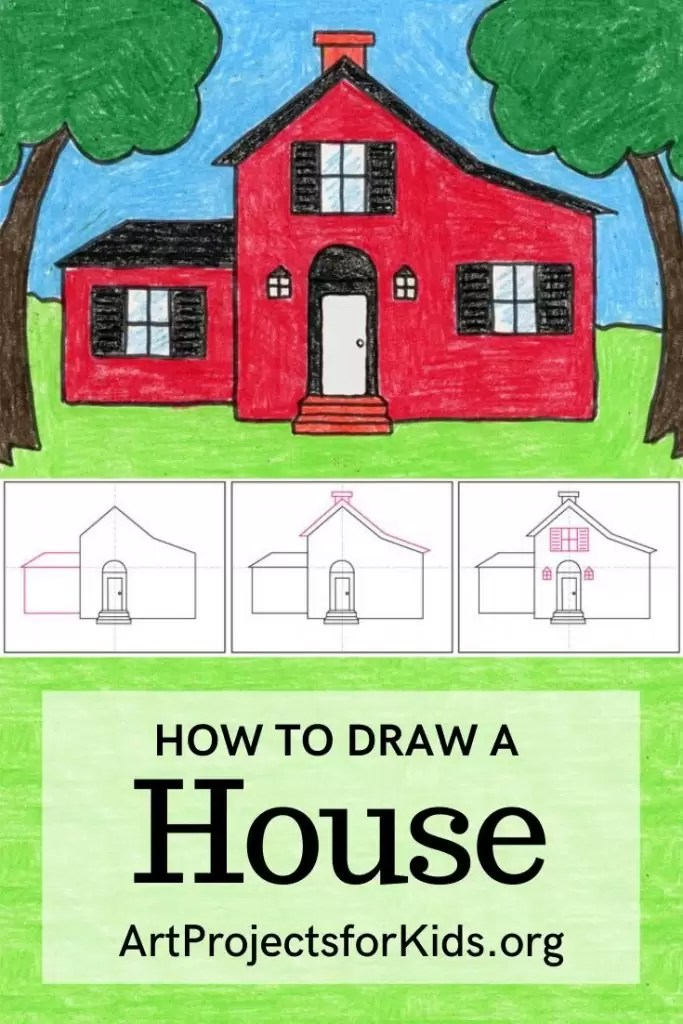 How To Draw A Dream House : dream, house, House, Projects