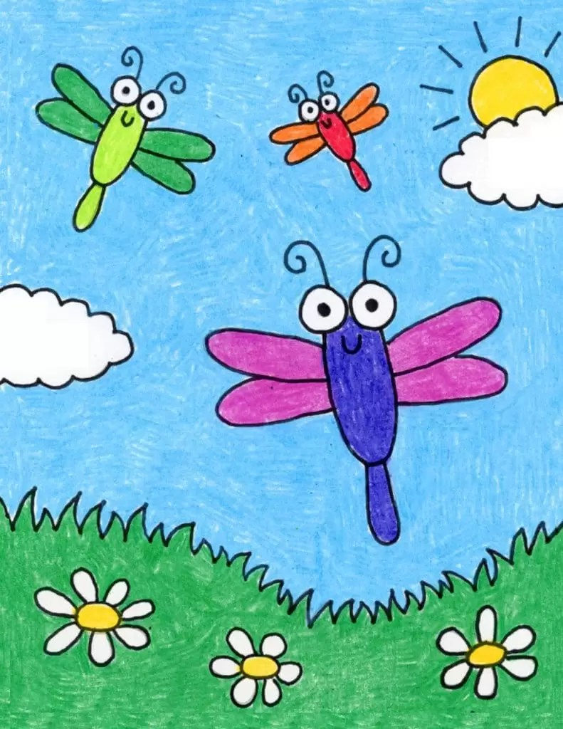 Drawing For Kids Images : drawing, images, Rainbow, Projects