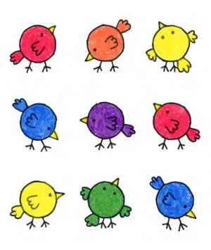easy drawing drawings projects artprojectsforkids bird birds fun project very graders activities