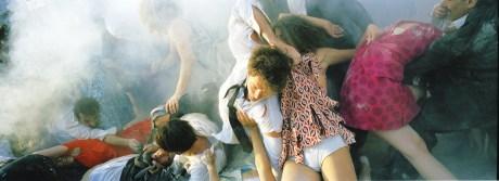 Eve Sussman, The Rape of Sabine Women