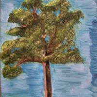 How to Paint Trees in 4 Easy Steps