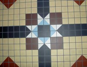 San Mateo County Floor detail