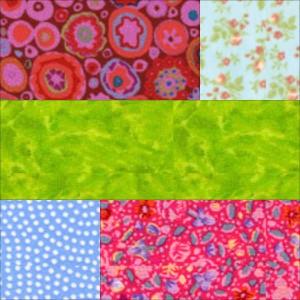 9 Patch Tile #17