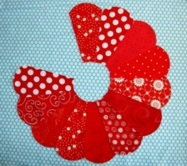 Petals on Dots