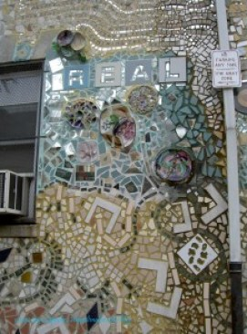 Mosaics in Real Life