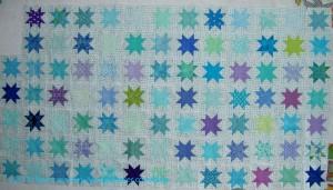 89 Sawtooth Stars