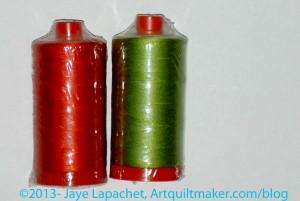 June Quilt Bear Thread