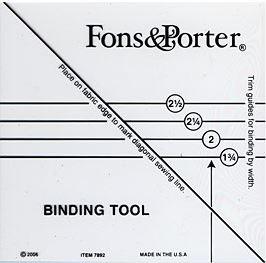 F&P Binding Tool