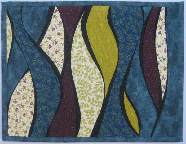 Circles And Curves Art Quilts Sharon