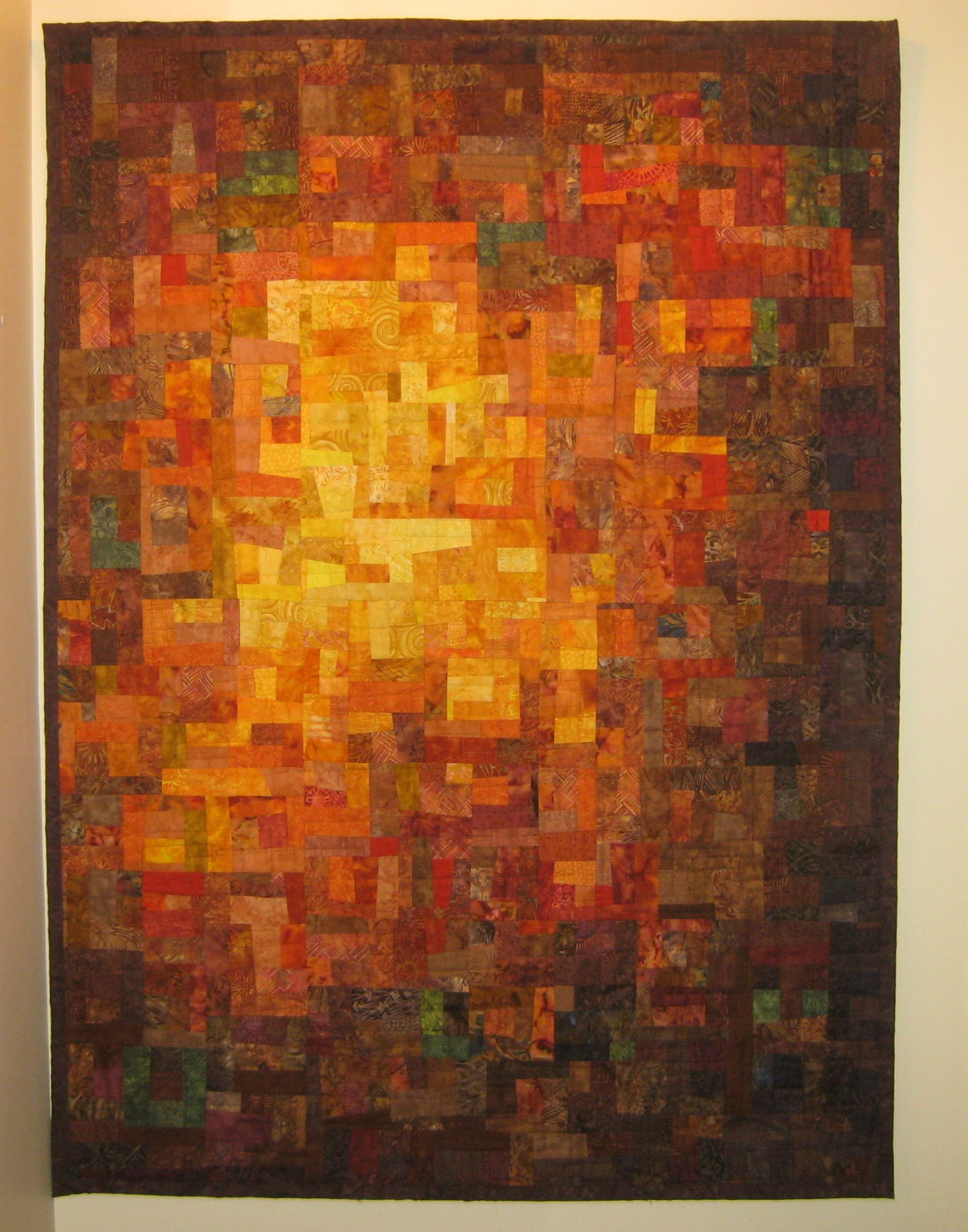 Custom Art Quilts Gallery  Art Quilts by Sharon