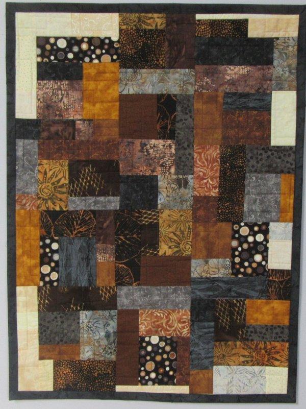 Geometrics And Mosaics Quilts - Art Sharon