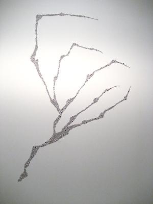 Anita Dube, River Disease, 1999