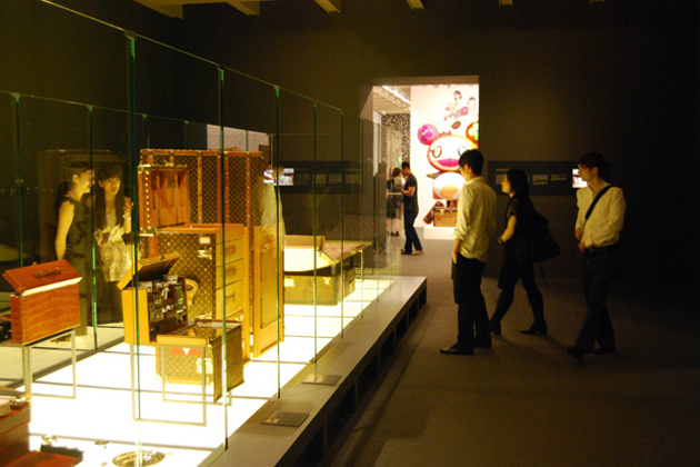 'Louis Vuitton: A Passion For Creation' Exhibition Entry, Hong Kong Museum of Art