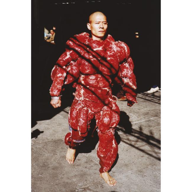 Zhang Huan, My New York, Chromogenic Print