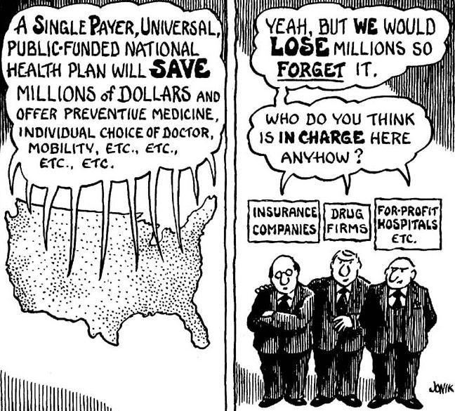 Socialist Forum: Moving Beyond Obamacare