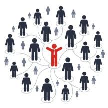 Social Media Network Spread