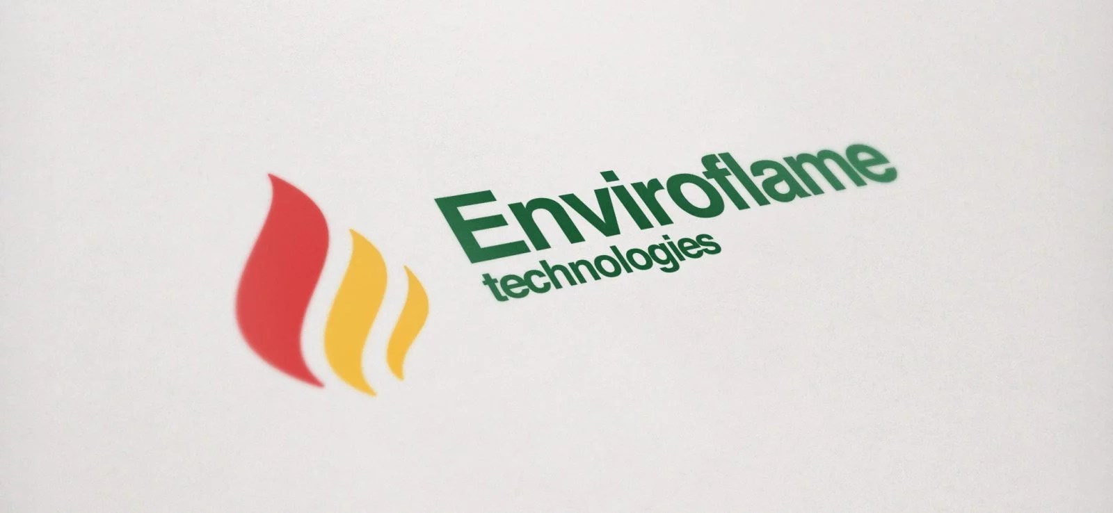 Enviroflame Technologies - Logo Design - Lethbridge, AB