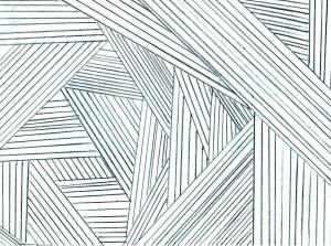 line straight drawing lines abstract pattern drawings shape sketch represents beginners patterns designs artwork draw piece elements using paintings arts