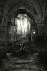 Dark Gothic paintings