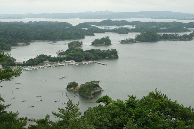 松島四大観偉観の風景写真