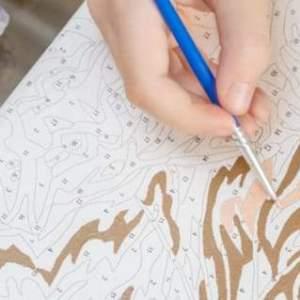 Numbritega maaling