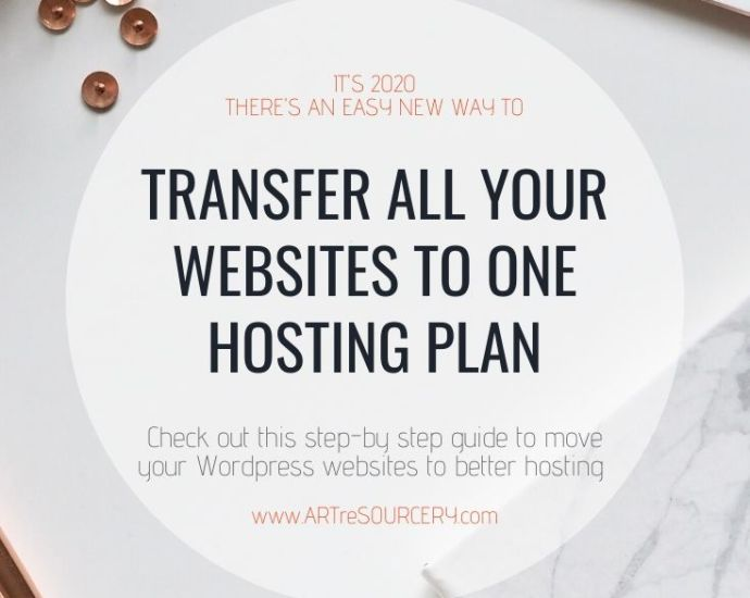 How To Transfer Websites to One Hosting Plan 2020 - the easiest way to migrate Wordpress is by having a professional do it for free.