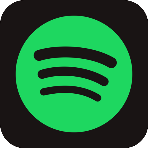 Spotify logo on artrevsol.com