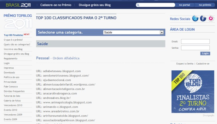 TOPBLOG 2011 – Google Chrome 30102011 190703.bmp