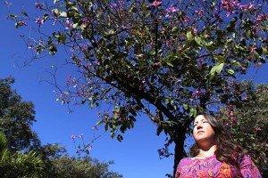 Juliana Freitas, 32 anos, enfrentou o preconceito e se formou em psicologia.