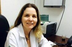 A médica Angelita Carlotto, reumatologista Foto: Unimed/Assessoria