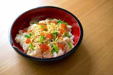 きれいで味も絶品!簡単にできる美味しいちらし寿司の作り方・レシピ