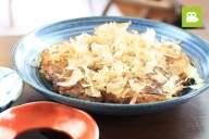 じゃがいものもっちり感が最高!ポテトのお好み焼きの作り方・レシピ