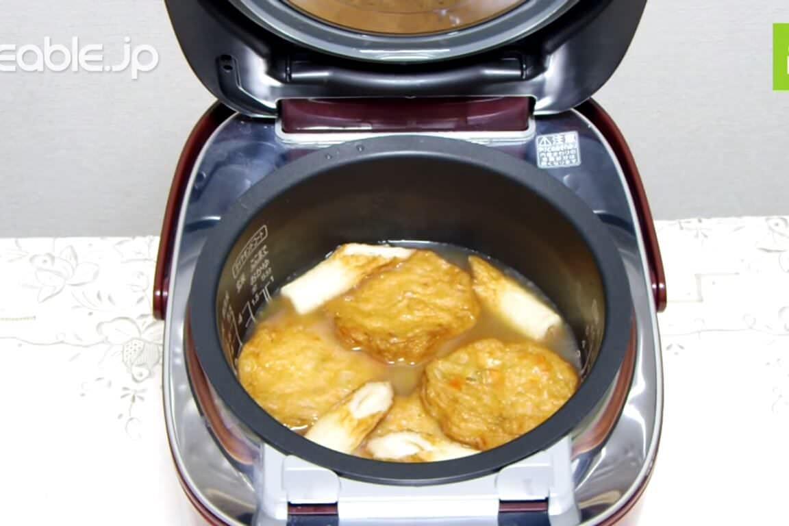 スイッチを押すだけで超簡単!炊飯器で作るおでんの作り方・レシピ